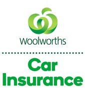 Woolworths Car Insurance