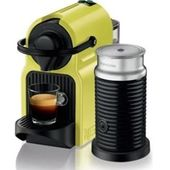 Breville Nespresso Inissia BEC200XL (Lime Yellow)