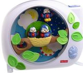 Fisher-Price Flutterbye Lullaby Birdies Soother