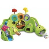 Fisher-Price Roll-a-Rounds Drop and Roar Dinosaur