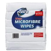 Power Force Microfibre Wipes