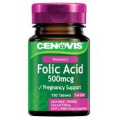 Cenovis Folic Acid
