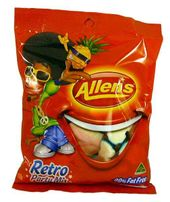 Nestle Allens Retro Party Mix