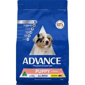 Advance Puppy Growth All Breed Dry Dog Food - Chicken