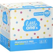 Little One's Baby wipes
