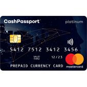 Australia Post Cash Passport