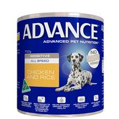 Advance Adult, Sensitive All Breed, Chicken & Rice