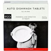 Ecostore Auto Dishwasher Tablets