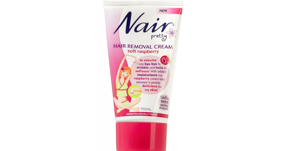 Nair Pretty Soft Raspberry Productreview Com Au