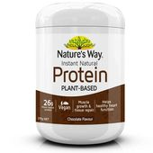 Nature's Way Instant Natural Protein Powder