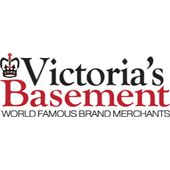 Victoria's Basement Physical stores