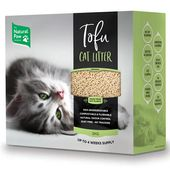 The Natural Paw Company Tofu Cat Litter