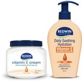 Redwin Vitamin E and Evening Primrose Oil Moisturiser