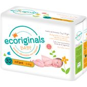 Ecoriginals Nappies Toddler