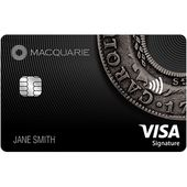 Macquarie Bank Black