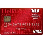 Westpac Global Currency Card