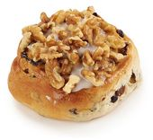 Bakers Delight Apple and Walnut Scroll
