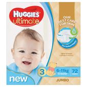 Huggies Ultimate Size 1