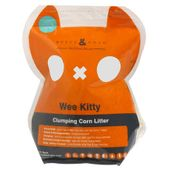 Rufus & Coco Wee Kitty Clumping Corn Litter