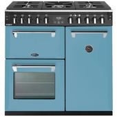 Belling Colour Boutique Deluxe 90cm Dual Fuel