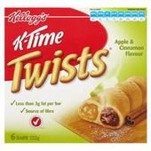 Kellogg's K-Time Twists