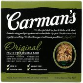 Carman's Original Fruit-Free