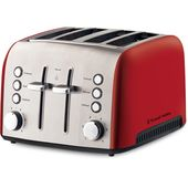 Russell Hobbs Heritage Vogue RHT54RED (4 Slice, Red)