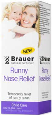 Brauer Runny Nose Relief