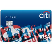 Citibank Citi Clear Platinum
