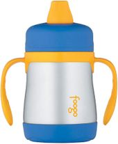 Foogo Vacuum Insulated Soft Spout Sippy Cup