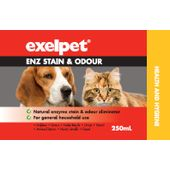 Exelpet ENZ Stain and Odour