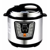 Soga Stainless Steel Electric