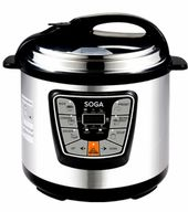 Soga Stainless Steel Electric 6L