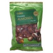 Coles Chocolate Coated Almonds