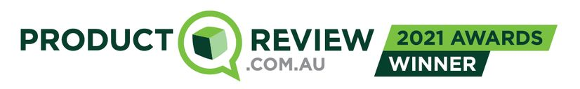 2021 ProductReview Awards logo