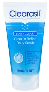 Clearasil DailyClear Clear and Refine Daily Scrub