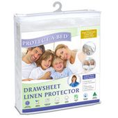 Protect-a-Bed Linen Protector/Drawsheet