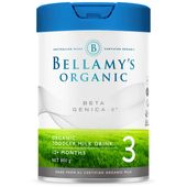 Bellamy's Organic Beta Genica-8