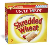 Uncle Tobys Shredded Wheat