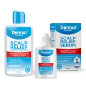 Dermal Therapy Australia Hair and Scalp Care Range