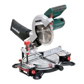 Metabo KS 216 Lasercut Compound Mitre Saw