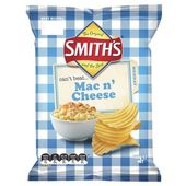 Smith's Limited Edition Mac n Cheese Potato Chips