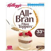 Kellogg's All-Bran Fibre Toppers
