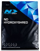 Nutrients Direct ND Hydroxyshred