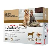 Elanco Comfortis Brown (For Dogs 27.1 - 54kg)