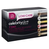 Celebrity Slim Low-Carb Shakes