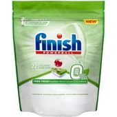 Finish Powerball 0% Dishwasher Tablets