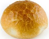 Bakers Delight White Round Roll