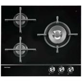Fisher & Paykel 60cm 3 Zone Gas on Glass Cooktop