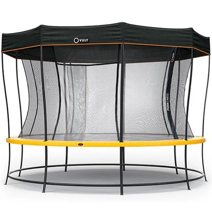Vuly 14ft Extra Large Lift 2 Trampoline